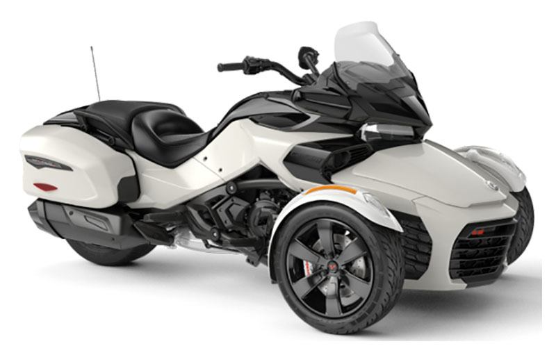 2019 Can-Am Spyder F3-T in Baldwin, Michigan