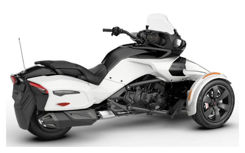 2019 Can-Am Spyder F3-T in Derby, Vermont