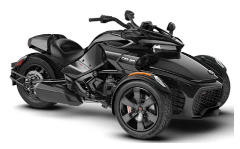2019 Can-Am Spyder F3 in Lancaster, New Hampshire