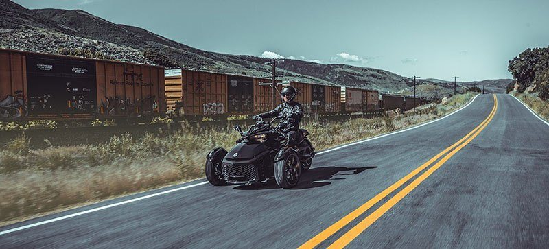2019 Can-Am Spyder F3 in Weedsport, New York