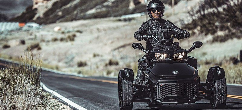 2019 Can-Am Spyder F3 in Norfolk, Virginia