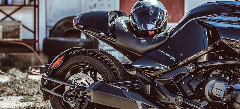 2019 Can-Am Spyder F3 in Greenville, South Carolina