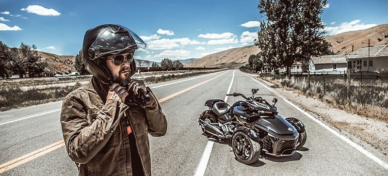 2019 Can-Am Spyder F3 in Hollister, California - Photo 7