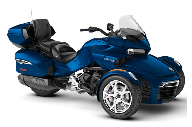 2019 Can-Am Spyder F3 Limited in Dickinson, North Dakota - Photo 1