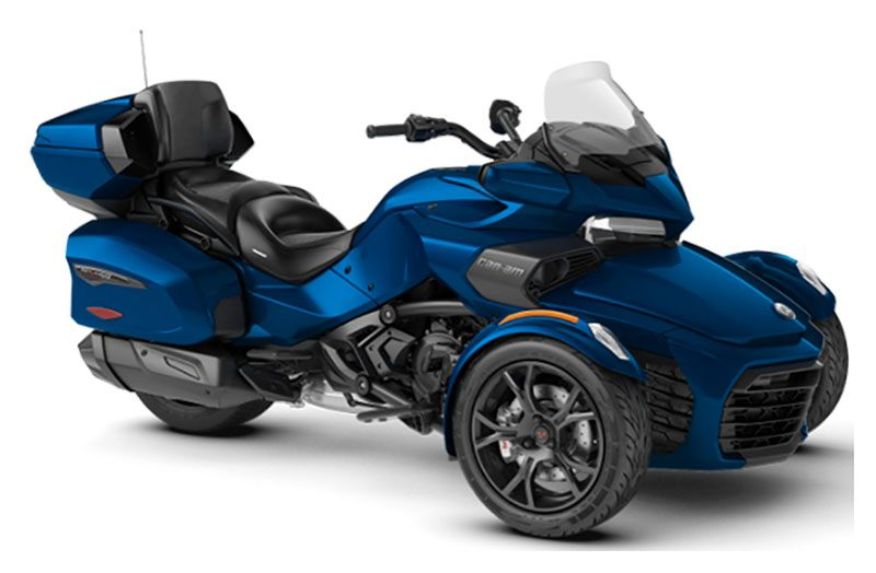 2019 Can-Am Spyder F3 Limited in Grimes, Iowa - Photo 1