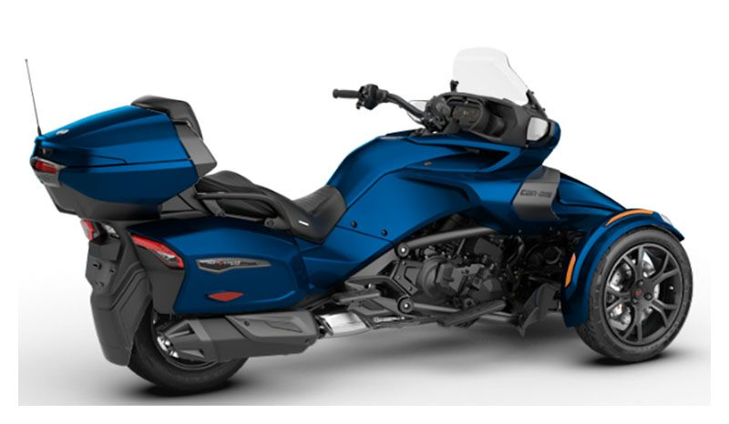 2019 Can-Am Spyder F3 Limited in Kenner, Louisiana - Photo 2