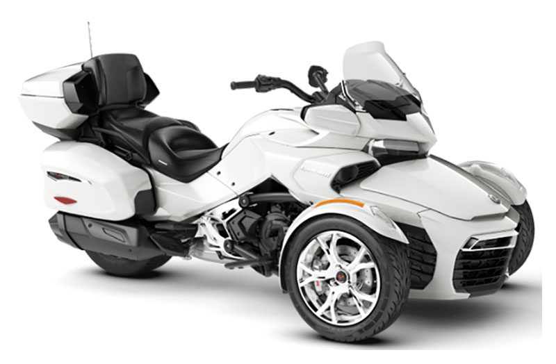 2019 Can-Am Spyder F3 Limited in Wilkes Barre, Pennsylvania - Photo 1