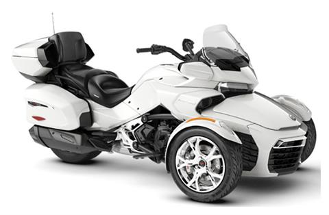 2019 Can-Am Spyder F3 Limited in Lumberton, North Carolina - Photo 1