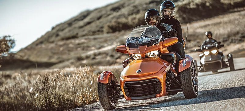 2019 Can-Am Spyder F3 Limited in Derby, Vermont