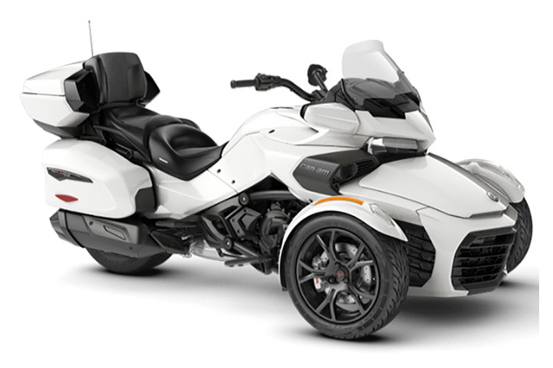 2019 Can-Am Spyder F3 Limited in Chesapeake, Virginia - Photo 1