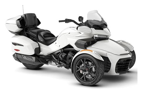 2019 Can-Am Spyder F3 Limited in Colorado Springs, Colorado