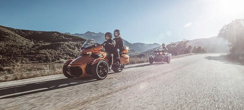 2019 Can-Am Spyder F3 Limited in Woodinville, Washington