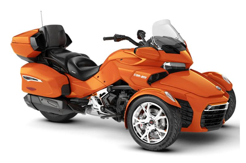 2019 Can-Am Spyder F3 Limited in Conroe, Texas