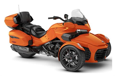2019 Can-Am Spyder F3 Limited in Dickinson, North Dakota