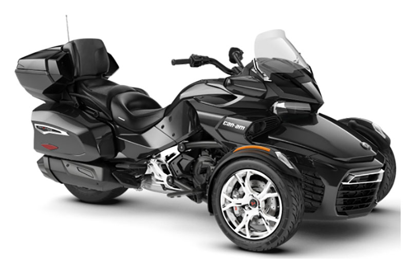 2019 Can-Am Spyder F3 Limited in Antigo, Wisconsin - Photo 1