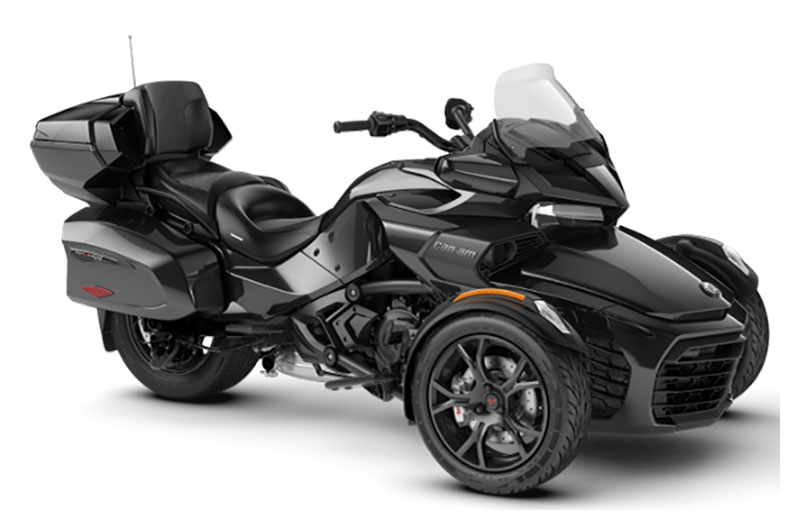 2019 Can-Am Spyder F3 Limited in Barre, Massachusetts - Photo 1