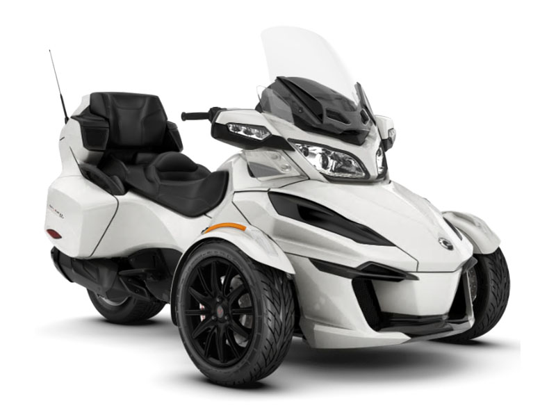 2019 Can-Am Spyder RT in Albany, Oregon - Photo 1