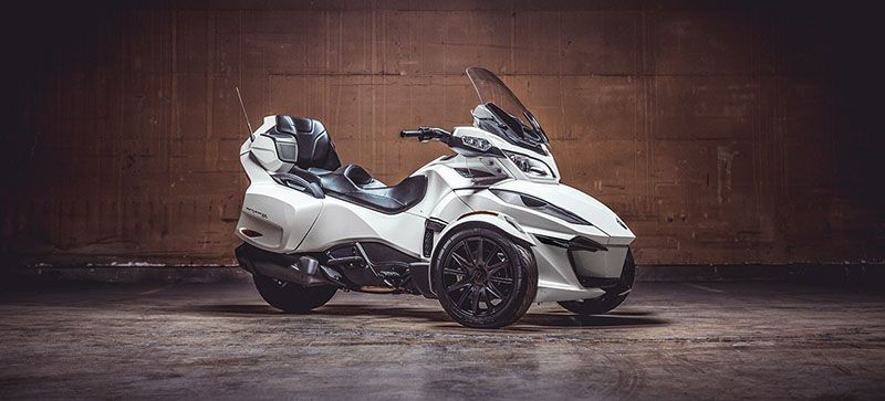 2019 Can-Am Spyder RT in Derby, Vermont
