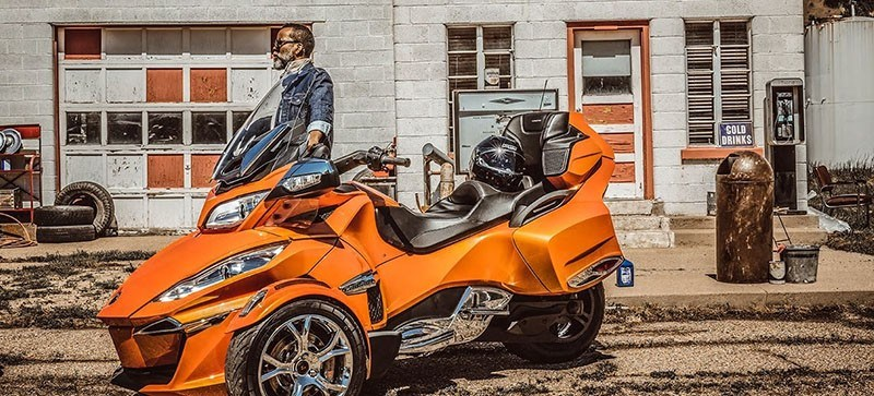 2019 Can-Am Spyder RT Limited in Baldwin, Michigan
