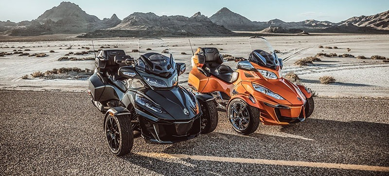 2019 Can-Am Spyder RT Limited in Elk Grove, California