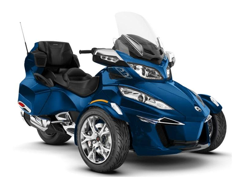2019 Can-Am Spyder RT Limited in Massapequa, New York - Photo 1