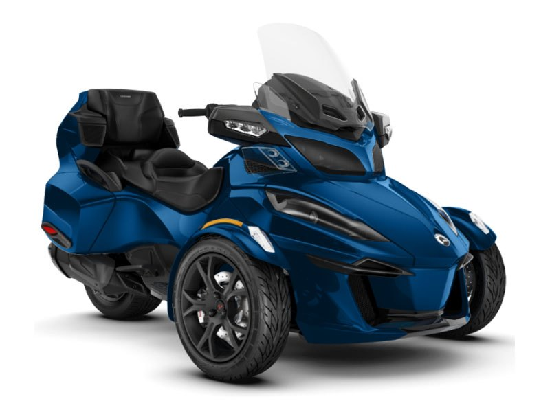 2019 Can-Am Spyder RT Limited in Roscoe, Illinois - Photo 17