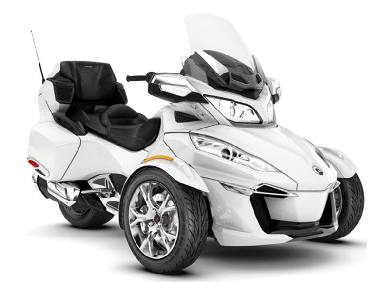 2019 Can-Am Spyder RT Limited in Amarillo, Texas - Photo 1
