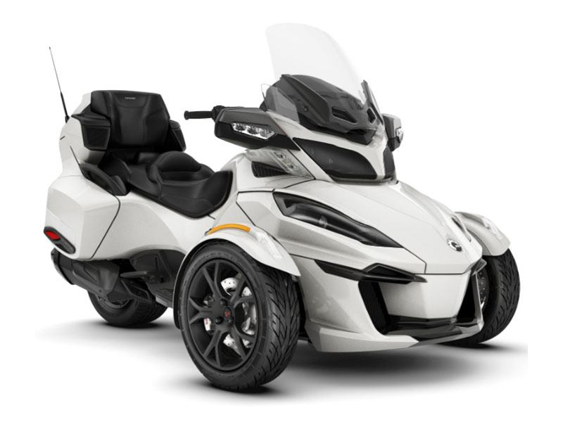 2019 Can-Am Spyder RT Limited in Albuquerque, New Mexico - Photo 1