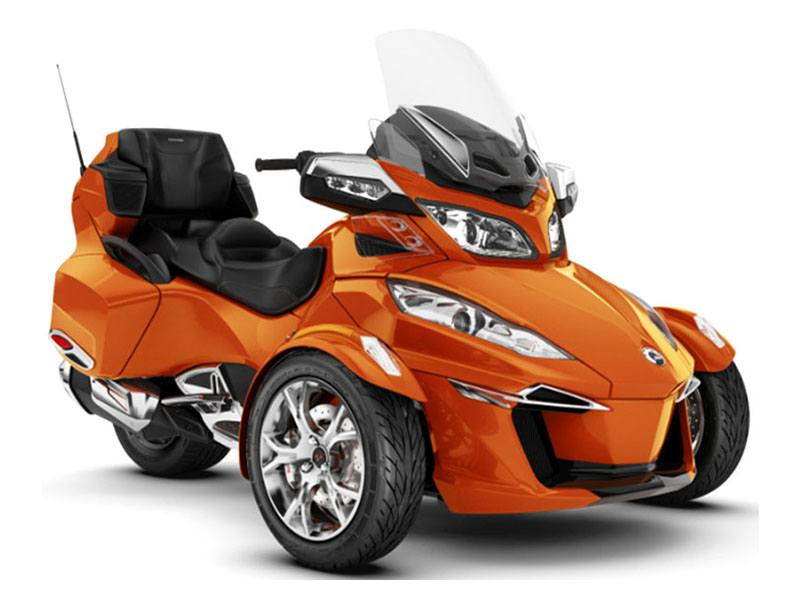 2019 Can-Am Spyder RT Limited in Augusta, Maine