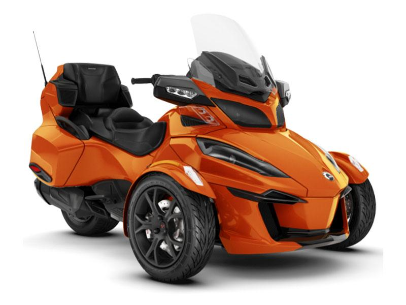 2019 Can-Am Spyder RT Limited in Derby, Vermont - Photo 1