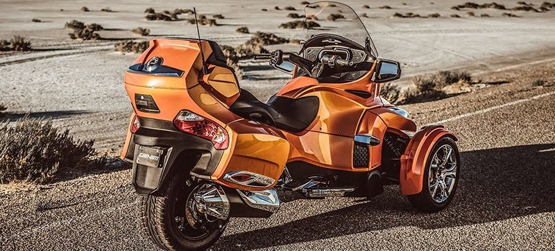 2019 Can-Am Spyder RT Limited in Augusta, Maine - Photo 5