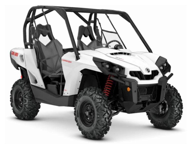 2019 Can-Am Commander 800R in Land O Lakes, Wisconsin