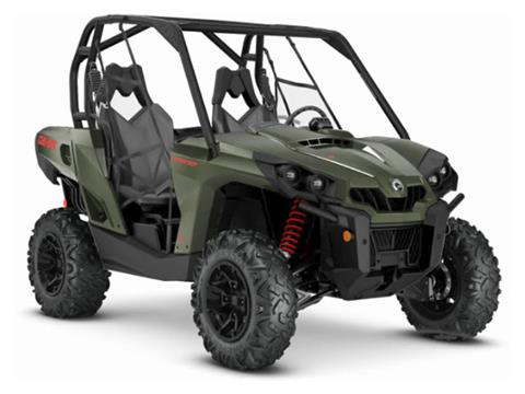 2019 Can-Am Commander DPS 1000R in Colebrook, New Hampshire