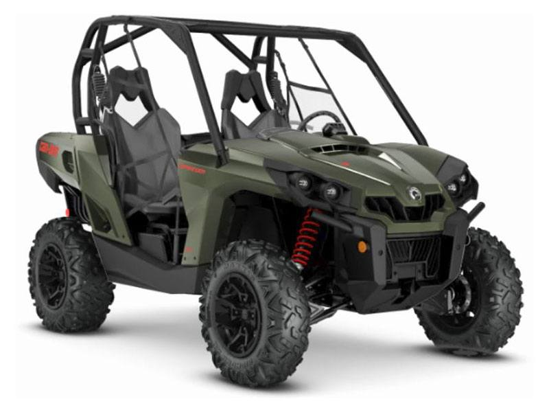 2019 Can-Am Commander DPS 800R in Savannah, Georgia