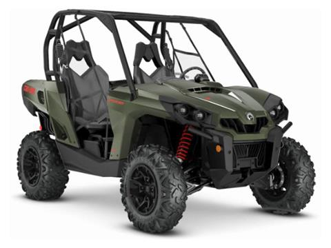 2019 Can-Am Commander DPS 800R in Colebrook, New Hampshire