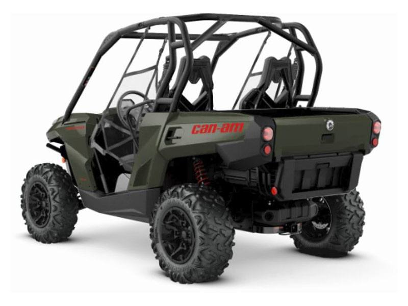 2019 Can-Am Commander DPS 800R in Castaic, California