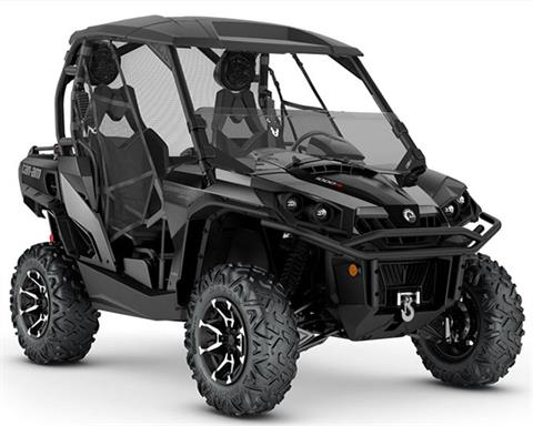 2019 Can-Am Commander Limited 1000R in Lakeport, California