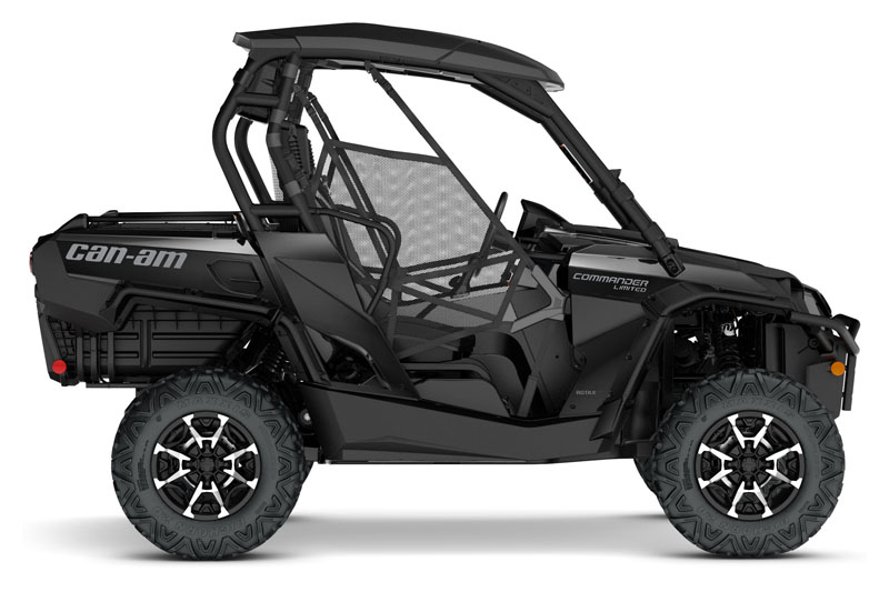2019 Can-Am Commander Limited 1000R in Panama City, Florida - Photo 2