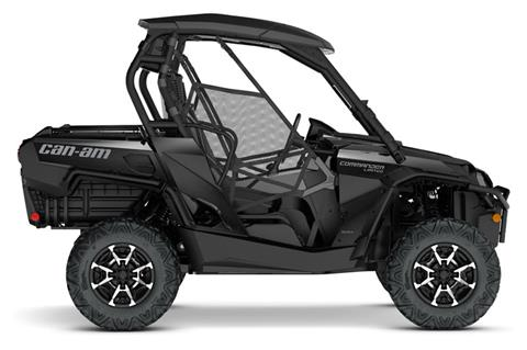 2019 Can-Am Commander Limited 1000R in Corona, California