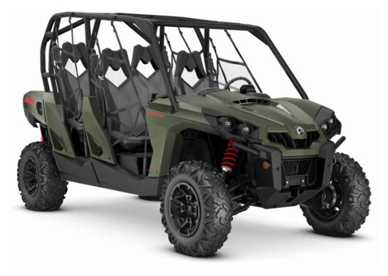 2019 Can-Am Commander MAX DPS 800R in Santa Rosa, California
