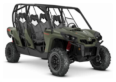 2019 Can-Am Commander MAX DPS 800R in Ontario, California