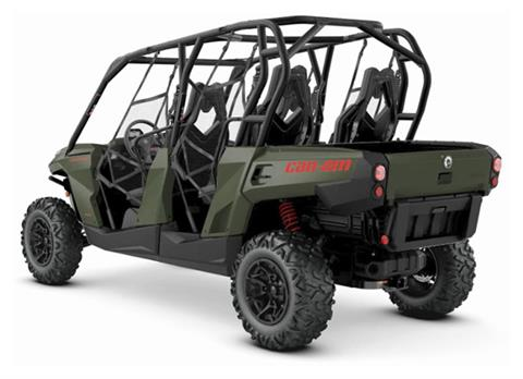 2019 Can-Am Commander MAX DPS 800R in Augusta, Maine
