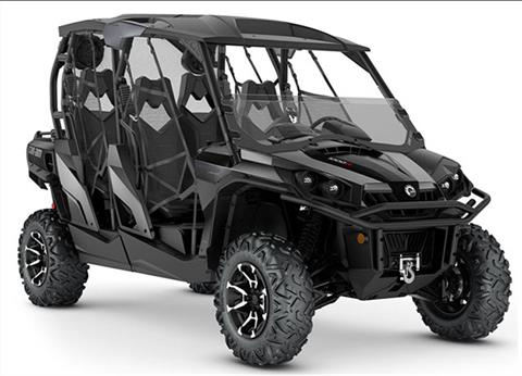 2019 Can-Am Commander MAX Limited 1000R in Augusta, Maine