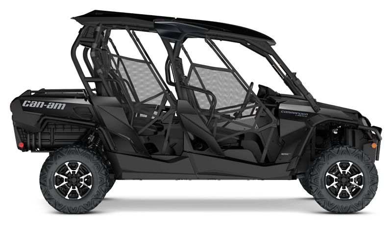 2019 Can-Am Commander MAX Limited 1000R in Derby, Vermont