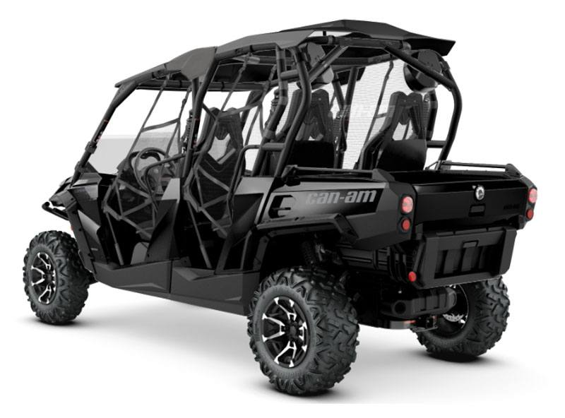 2019 Can-Am Commander MAX Limited 1000R in Colebrook, New Hampshire