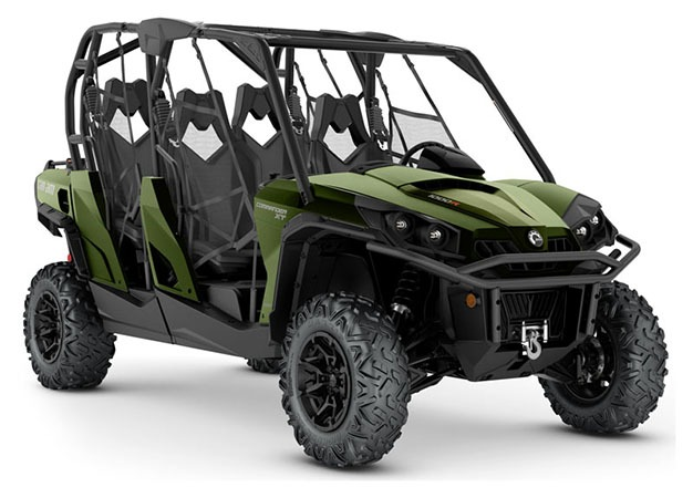 2019 Can-Am Commander MAX XT 1000R in Springfield, Ohio