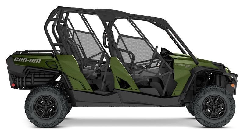 2019 Can-Am Commander MAX XT 1000R in Derby, Vermont