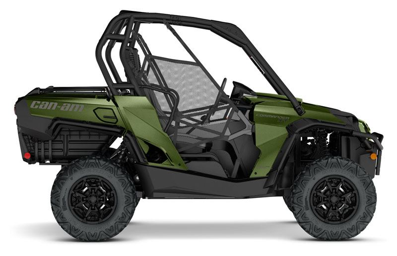 2019 Can-Am Commander XT 1000R in Gridley, California