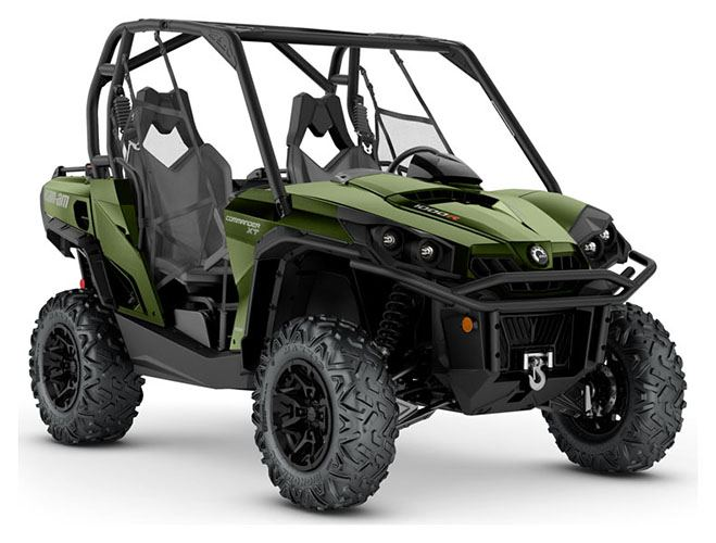 2019 Can-Am Commander XT 1000R in Munising, Michigan