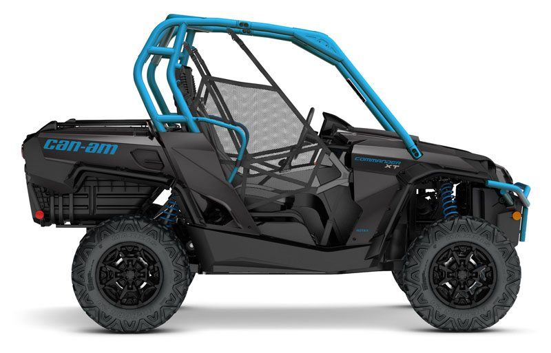 2019 Can-Am Commander XT 1000R in Hollister, California